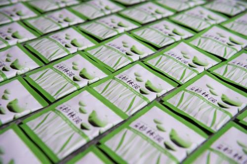 清香型袋茶