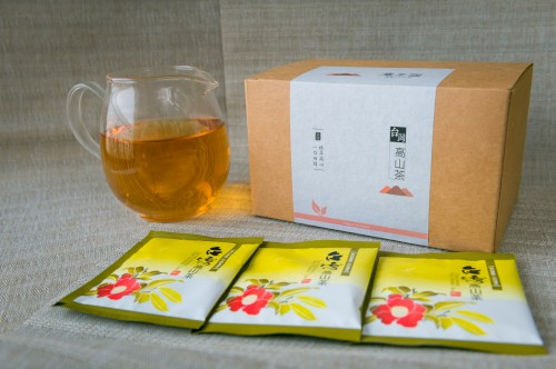 熟香型袋茶